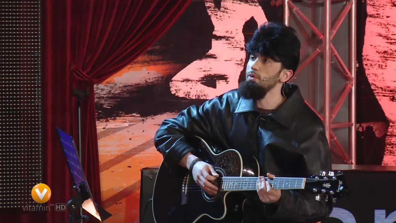 Vitamin Club HD 130 – Vat gitarahar Paruyr Bibilyan