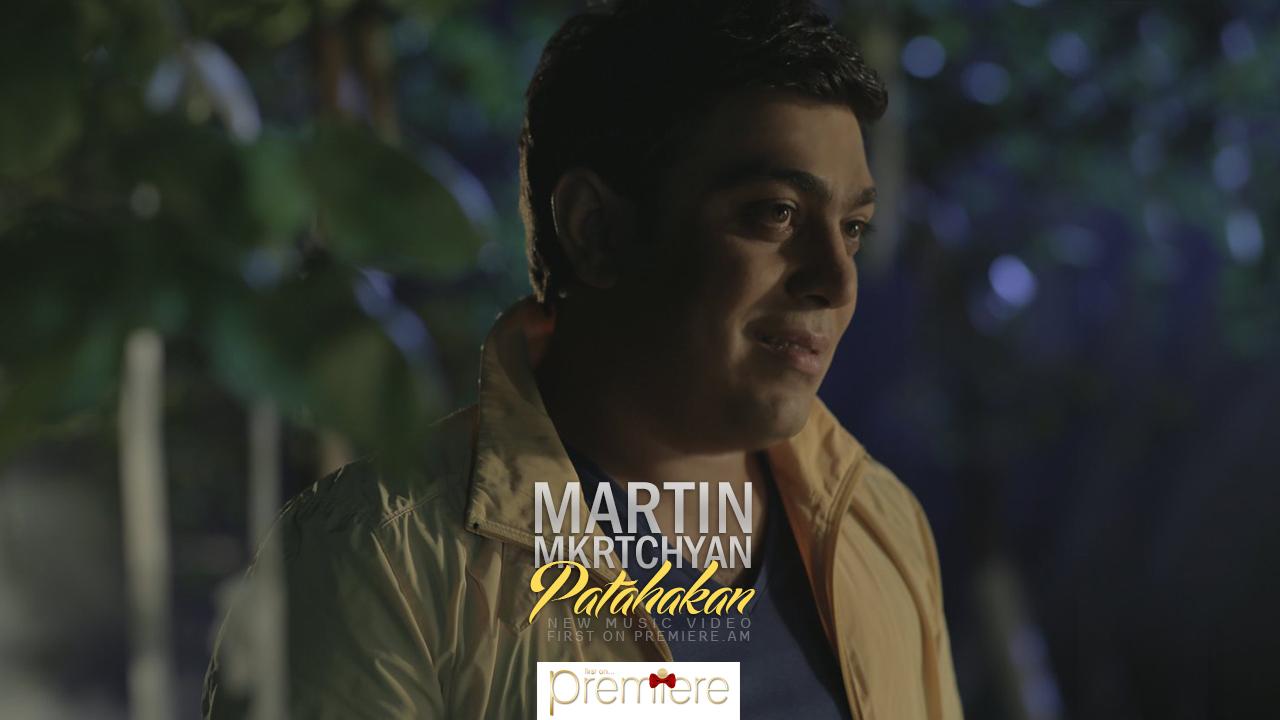 Martin Mkrtxhyan Patahakan