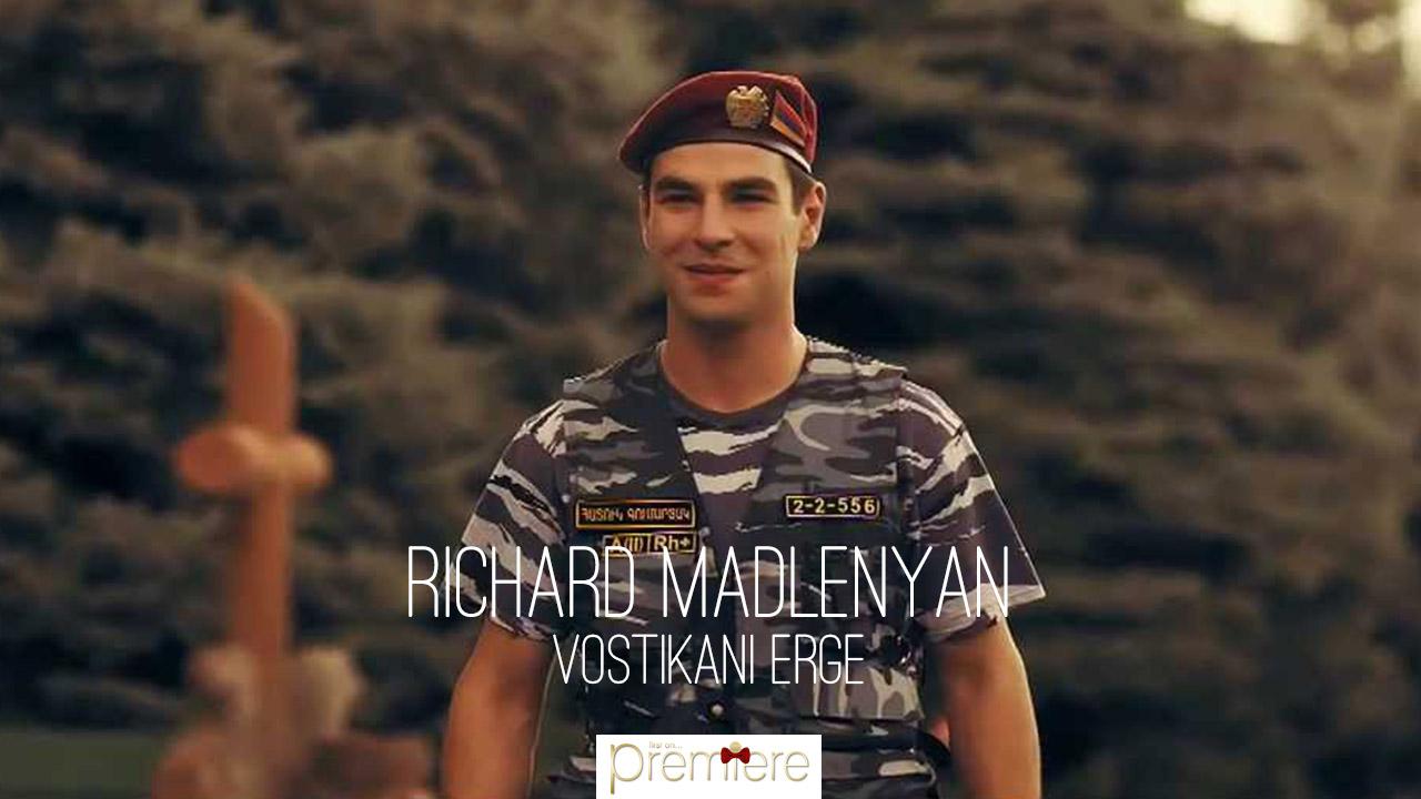 Richard Madlenyan – vostikani erge