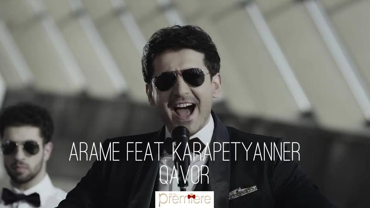 Arame & Karapetyanner – Qavor