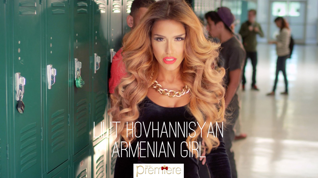 Lilit Hovhannisyan – Armenian Girl
