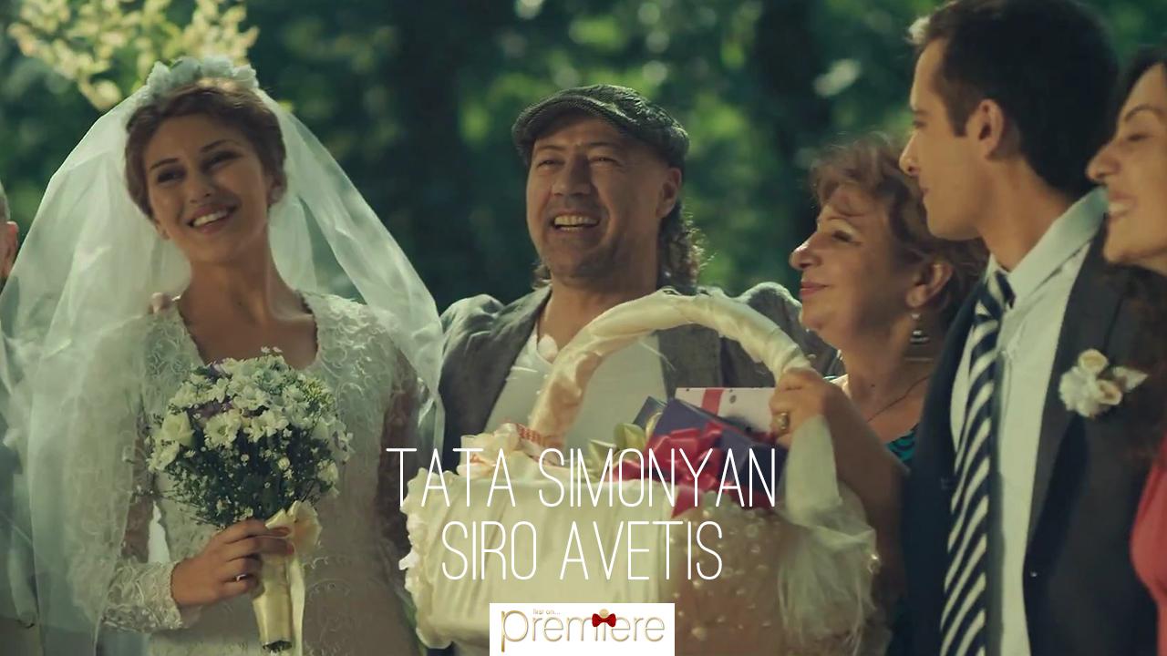 Tata Simonyan – Siro avetis